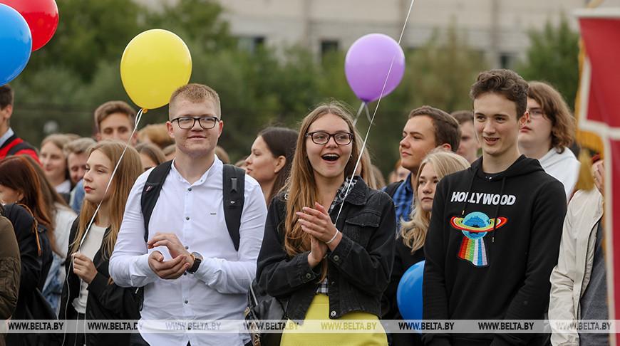 Назаров посетил БГТУ
