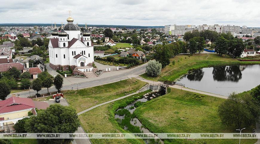 Города Беларуси. Сморгонь