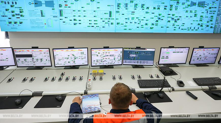 На Минской ТЭЦ-3 запустили два электрокотла