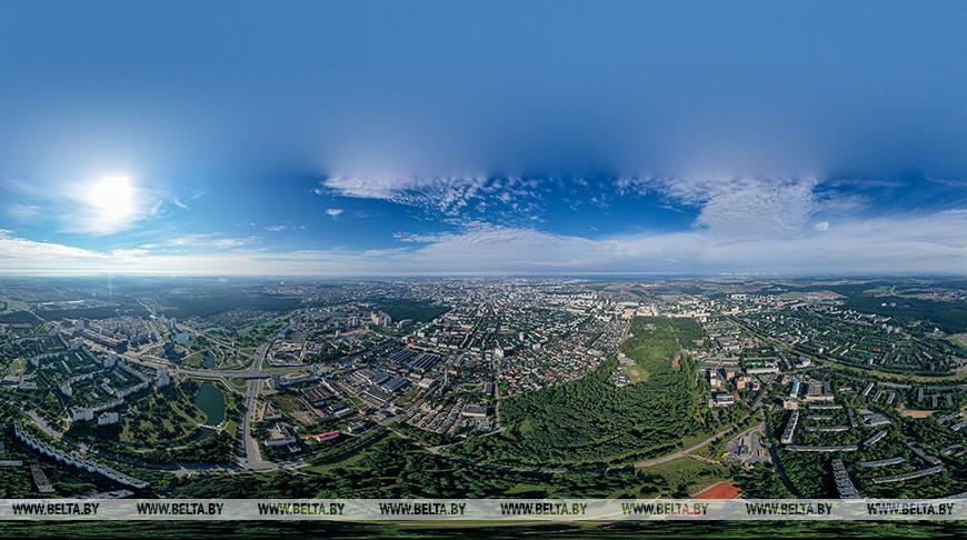 Минский микрорайон Восток