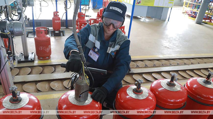 Могилевская газонаполнительная станция реализует населению порядка 700 т топлива в месяц