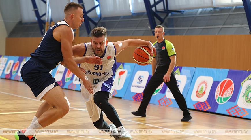 В Минске стартовал финальный этап баскетбольного чемпионата Беларуси