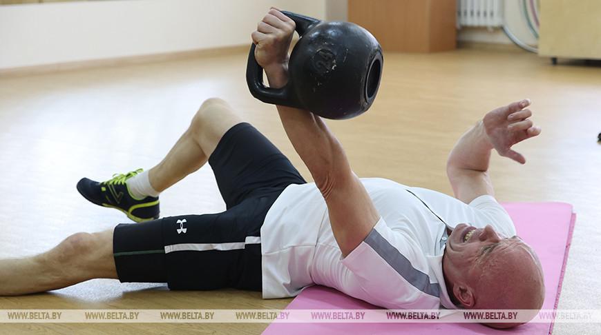 Гиревик Вячеслав Хоронеко установил очередной мировой рекорд