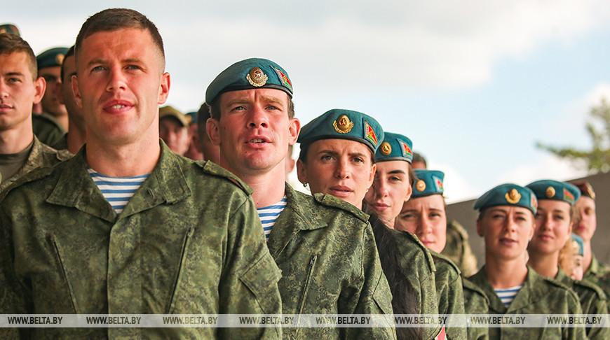 Победителей АрМИ-2020 наградили на полигоне Брестский