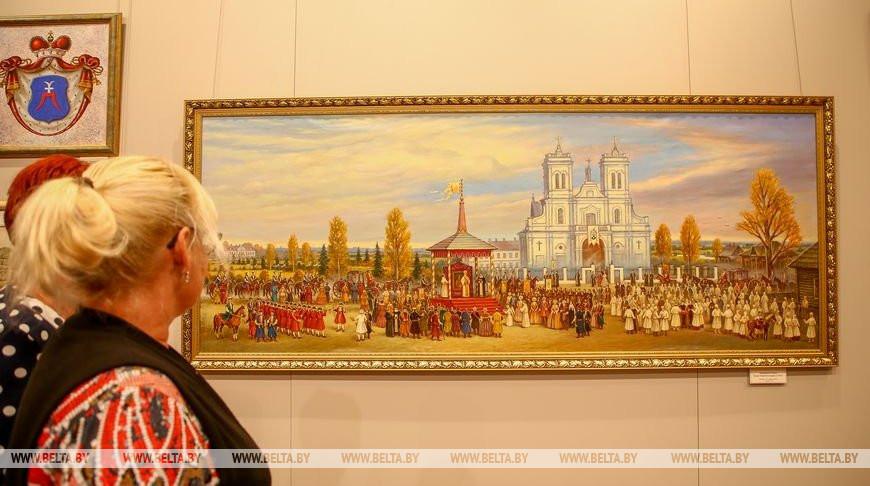 Новое здание районного художественного музея имени В.К.Бялыницкого-Бирули открыли в Белыничах