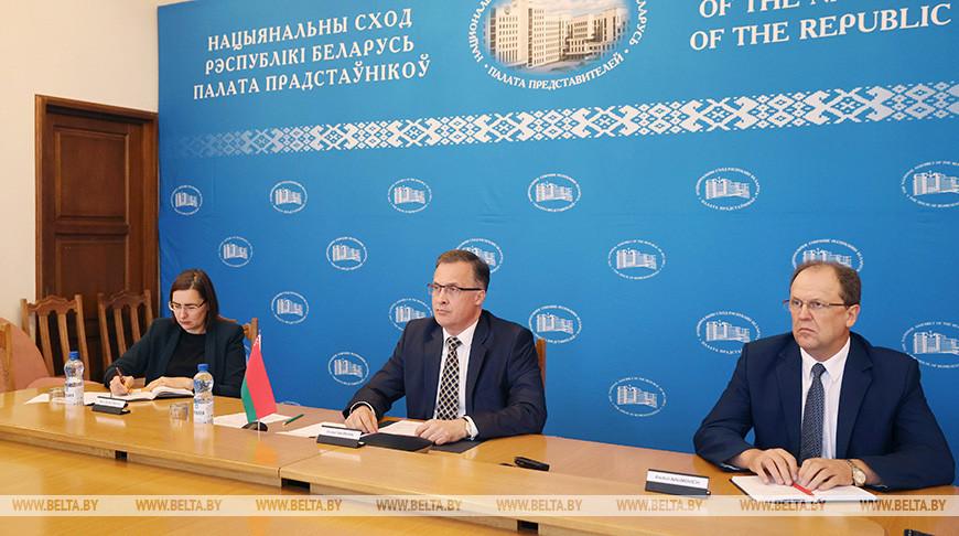 Савиных принял участие в видеоконференции в рамках заседания Комиссии ПАСЕ по политическим вопросам и демократии