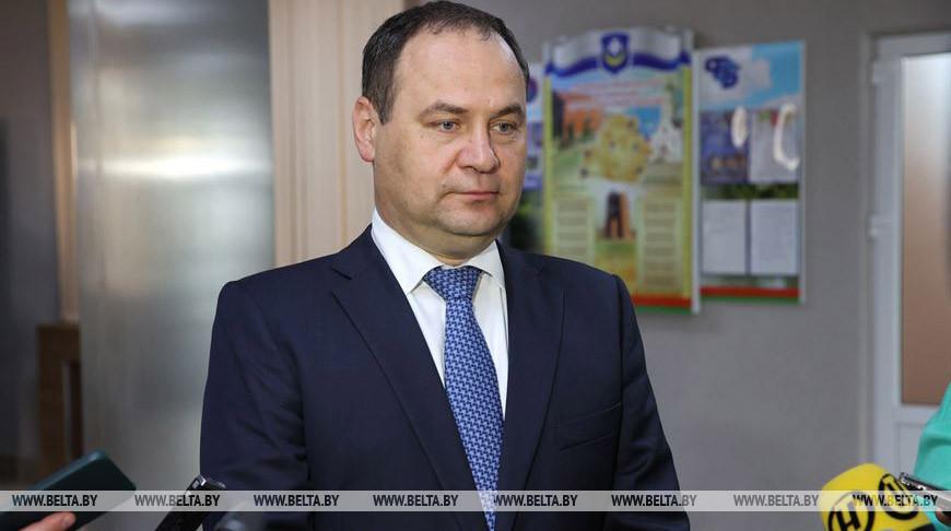 Программа по развитию Оршанского района в целом выполняется - Головченко
