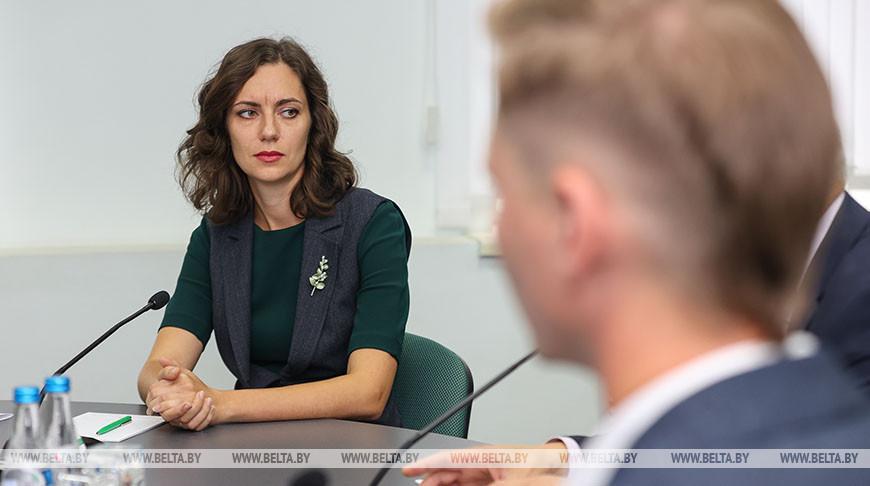 Проведение финала конкурса WorldSkills Belarus 2020 обсудили в пресс-центре БЕЛТА