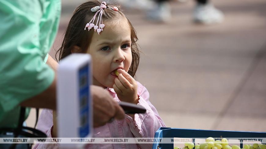 Сельскохозяйственные ярмарки начались в Гродно
