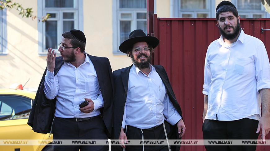 Более сотни паломников-хасидов из Израиля находятся в Пинске