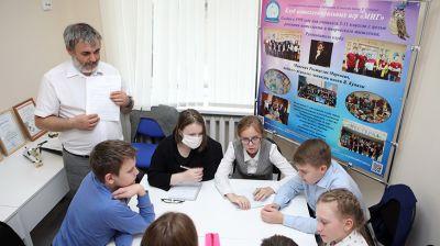 Мозырский центр творчества детей и молодежи отметил новоселье