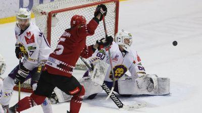 """Хоккеисты """"Немана"""" одержали первую победу в этом сезоне"""