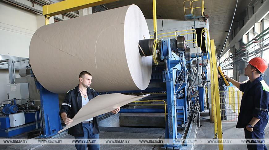 Добрушская бумажная фабрика отмечает юбилей