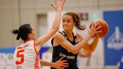 Кубок Беларуси по баскетболу среди женских команд проходит в Минске