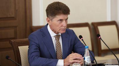 Головченко встретился с губернатором Приморского края