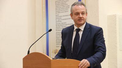Коллективу БМГУ представили нового ректора