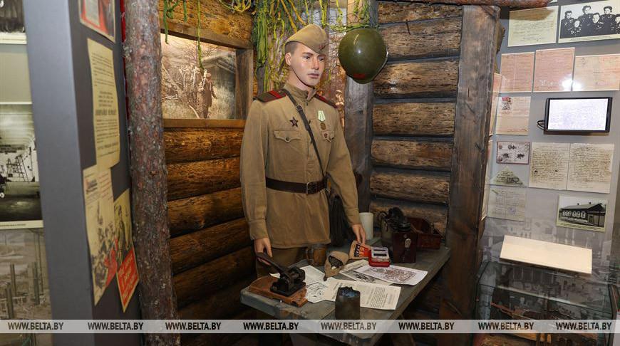 Музей истории комсомола и молодежного движения открыли в Минске