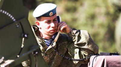 """Во время учения """"Славянское братство - 2020"""" отрабатывается защита границ Союзного государства"""