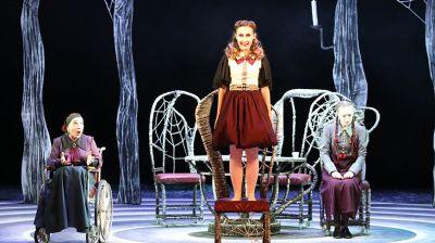 Гомельский областной драмтеатр представил новый спектакль