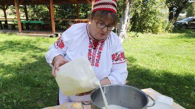 В Славгородском районе возрождают традиции сыроварения