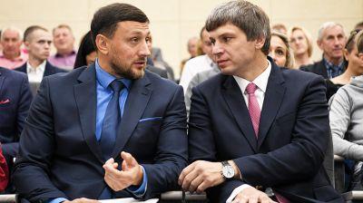Иван Тихон избран председателем Белорусской федерации легкой атлетики