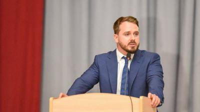 Коллективу ГГМУ представили нового ректора