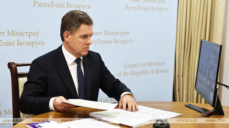 Петришенко провел заседание Национальной комиссии по правам ребенка