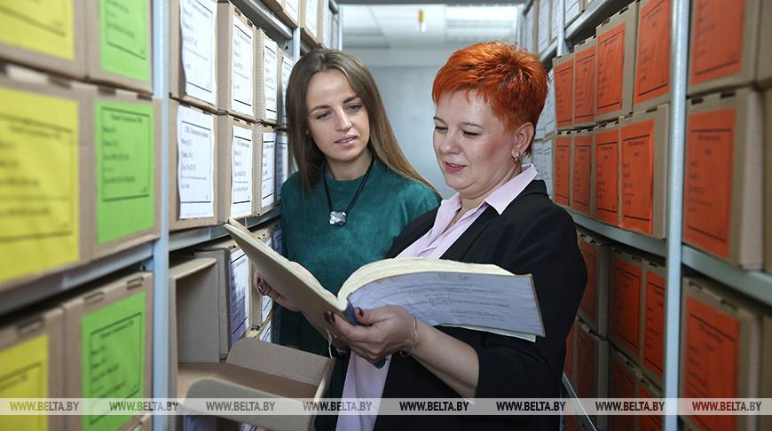 Новое здание нотариального архива открыли в Гродно