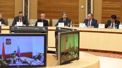 Сохранение исторического наследия и укрепление единства братских народов стало темой обсуждения для участников Форума регионов