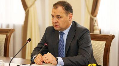 Головченко встретился с губернатором Псковской области