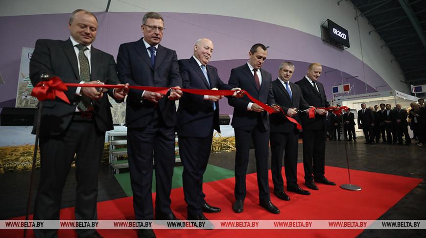 """Международная выставка """"Белагро"""" открылась в Минске"""