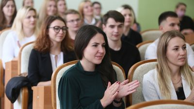 В Гродно наградили лучших педагогов региона