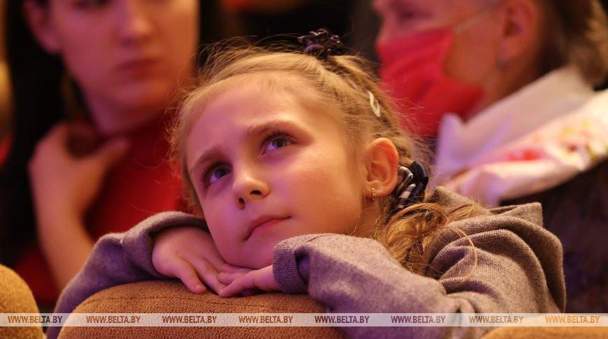 Витебская филармония открыла новый сезон концертом симфонического оркестра