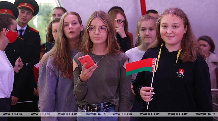 Воронюк: молодежь Беларуси представила более полутысячи инициатив о развитии страны