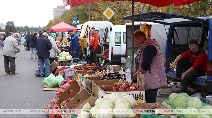 Осенняя региональная ярмарка прошла в Солигорске
