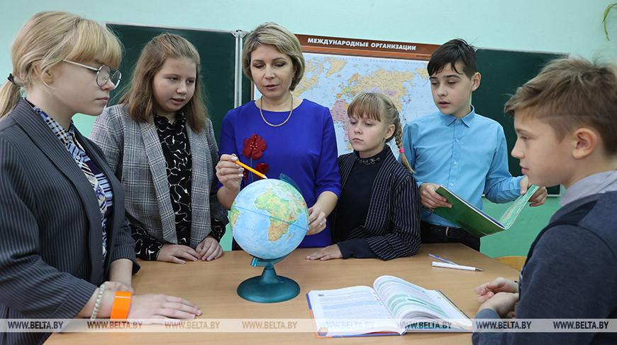 Витебчанка Елена Жебентяева - лауреат премии имени З.Туснолобовой-Марченко