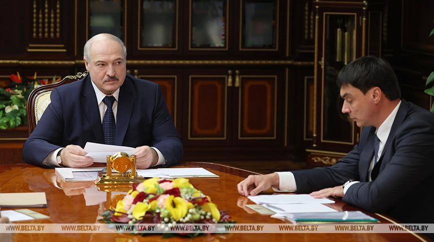 Лукашенко поручил подготовить изменения в Налоговый кодекс