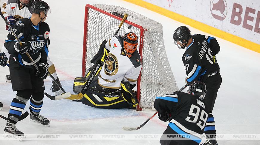 Матчи чемпионата Минска по хоккею среди любителей проходят в столице