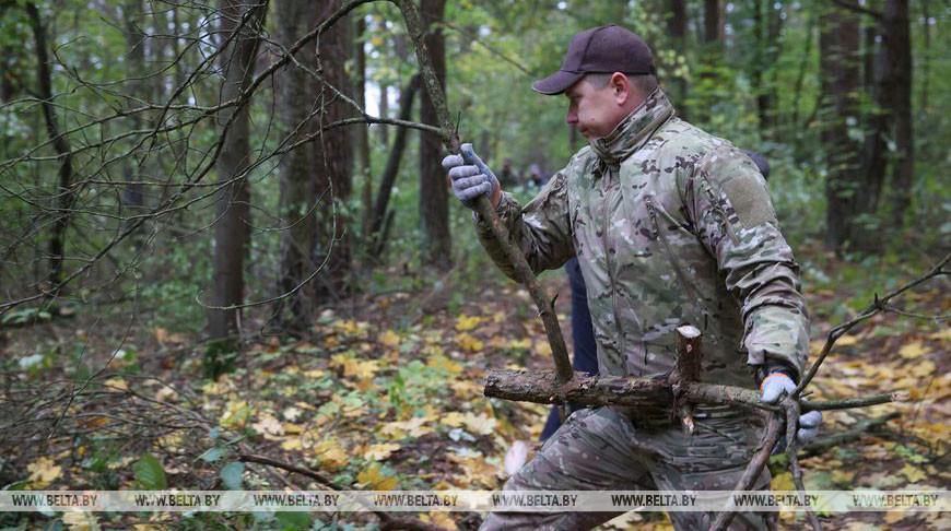 "Акция ""Чистый лес"" прошла в Беларуси"