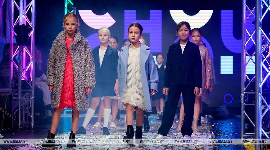 Открытые показы мод прошли в Национальной школе красоты