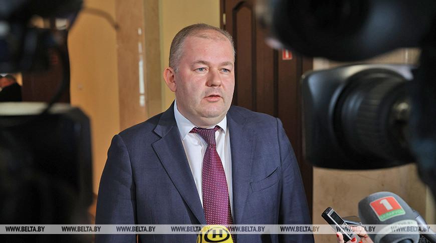 Заседание областного штаба по противодействию COVID-19 прошло в Витебске