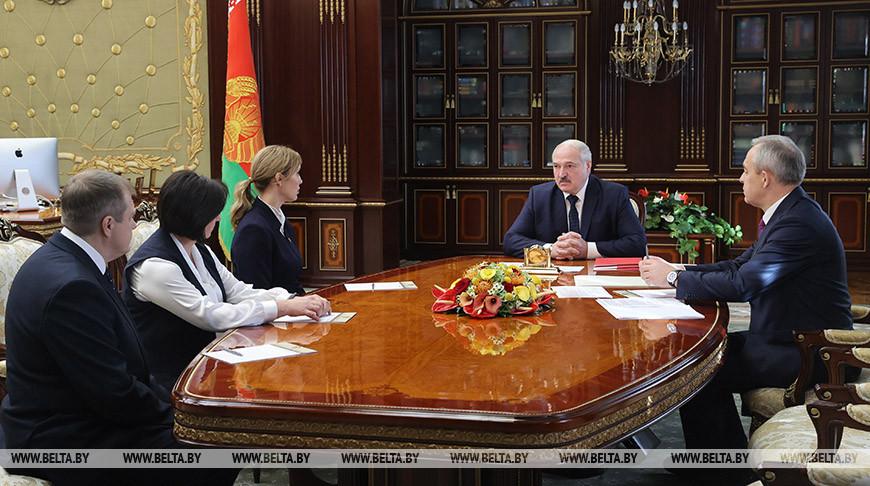Лукашенко согласовал назначение новых ректоров