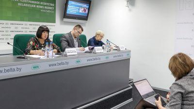 Пресс-конференция об итогах детской летней оздоровительной кампании прошла в БЕЛТА