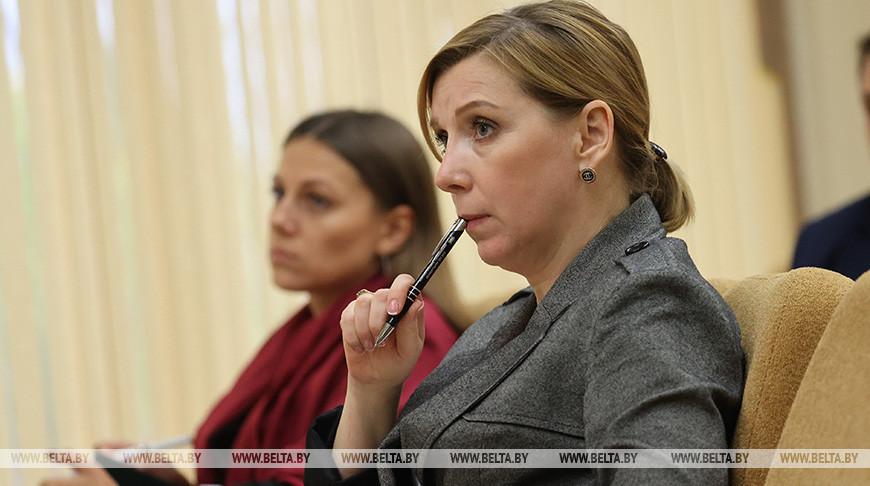 Вопросы партийного строительства, местного управления и самоуправления обсудили в Витебске