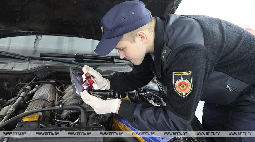 Новое оборудование для автотехнических экспертиз появилось в управлении ГКСЭ по Витебской области