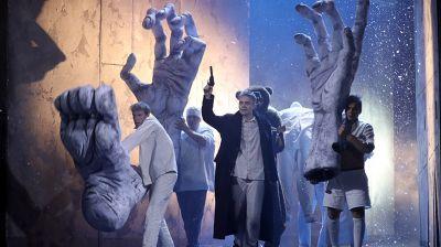 """Могилевский областной драмтеатр представил премьеру спектакля """"Пиковая дама"""""""
