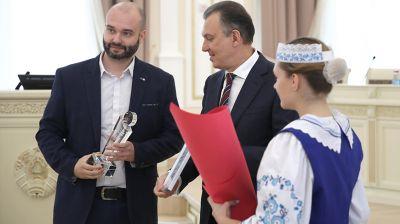 """Лауреатов конкурса """"Лучший экспортер 2019 года"""" наградили в Гомеле"""