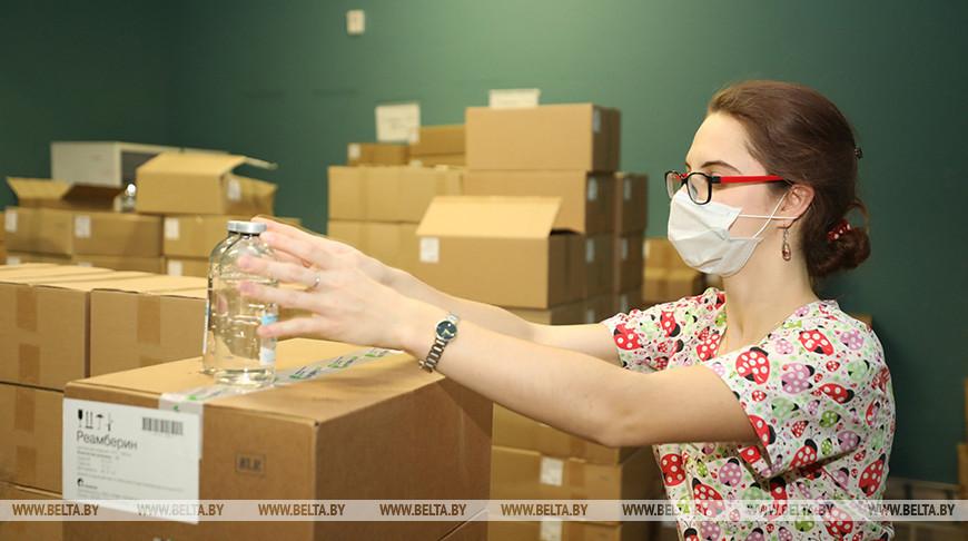 2-я больница Минска готова к приему пациентов с COVID-19