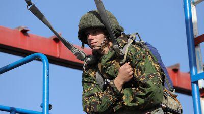 Семинар для представителей СМИ прошел в 38-й отдельной десантно-штурмовой бригаде