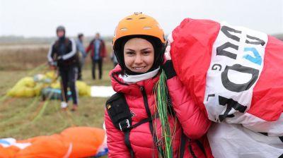 Открытый Кубок Беларуси по парапланеризму прошел в Гомельском районе